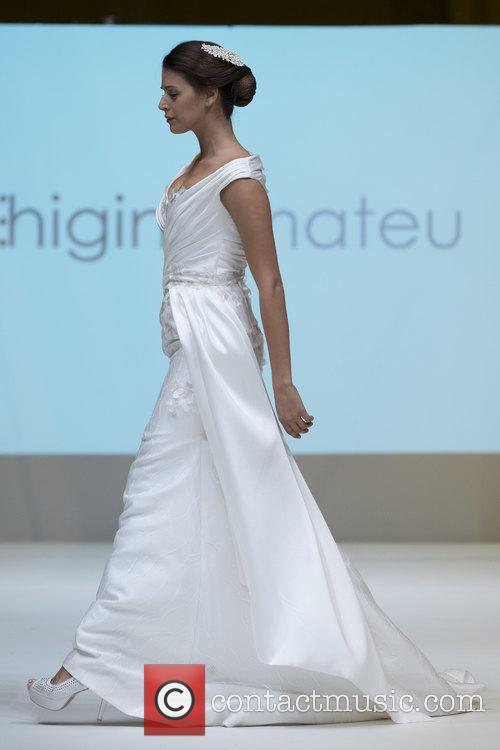 Bridal Fashion Week Madrid - Higinio Mateu -...