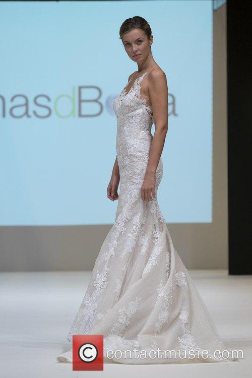 Bridal Fashion Week Madrid and Catwalk 9