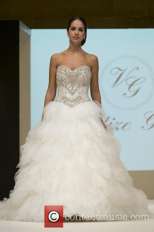 Bridal Fashion Week Madrid - Vertize Gala -...
