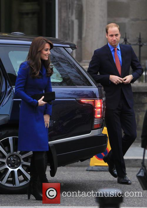 Prince William, Duke Of Cambridge, Catherine, Duchess Of Cambridge and Kate Middleton 3