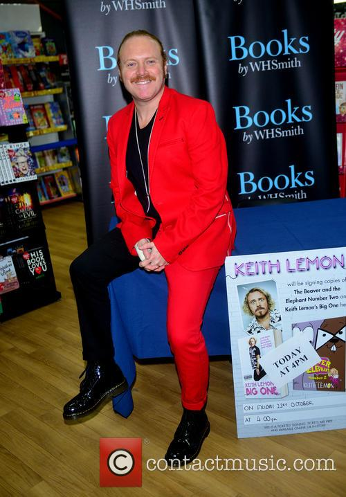 Keith Lemon and Leigh Francis 3