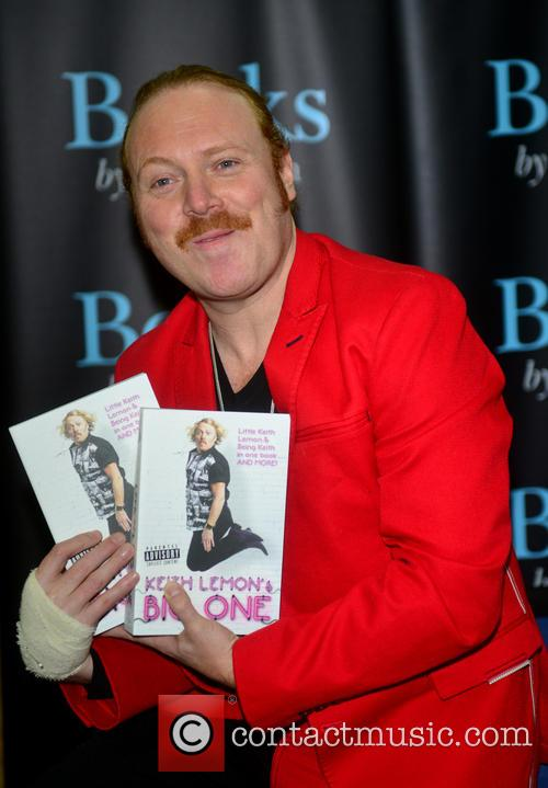 Keith Lemon and Leigh Francis 5