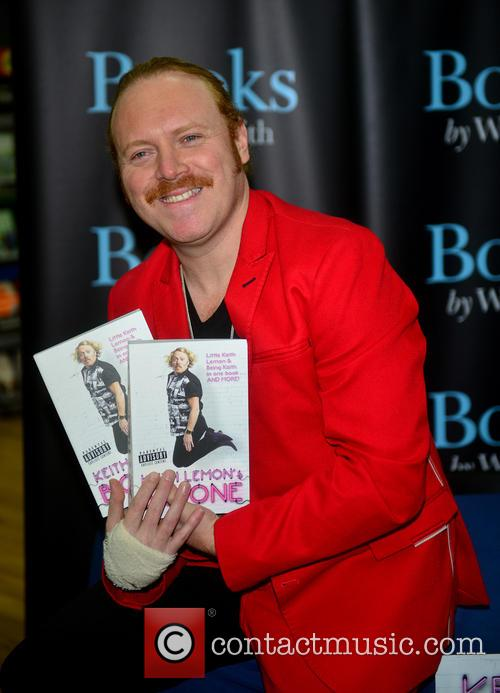 Keith Lemon and Leigh Francis 6