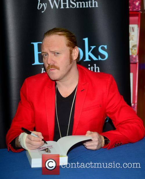 Keith Lemon and Leigh Francis 10