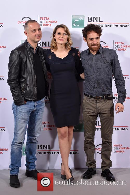 Claudio Cupellini, Elio Germano and Elena Radoncich 1