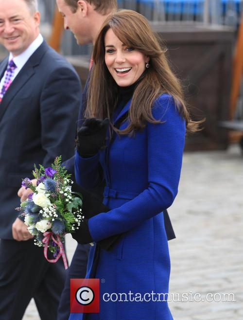 Dundee Royal Kate and William
