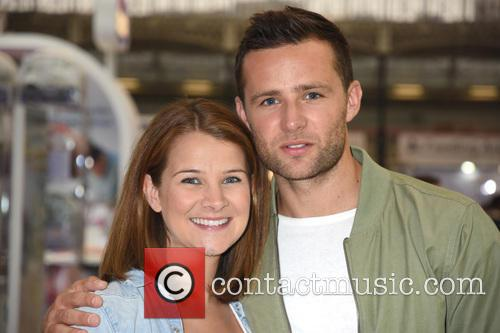 Izzy Johnson and Harry Judd 1