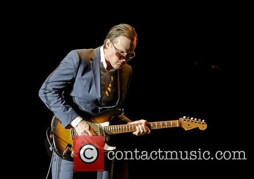 Joe Bonamassa performs at the Echo Arena Liverpool