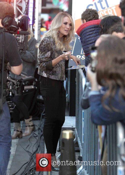 Carrie Underwood 5
