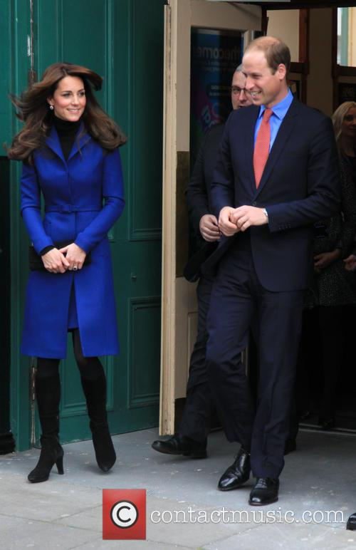 Prince William, Duke Of Cambridge, Catherine, Duchess Of Cambridge and Kate Middleton 6