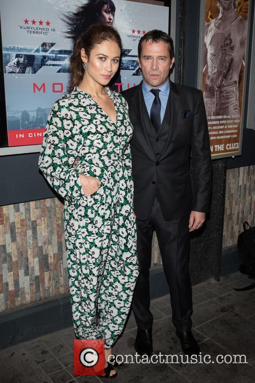 Olga Kurylenko and James Purefoy 3