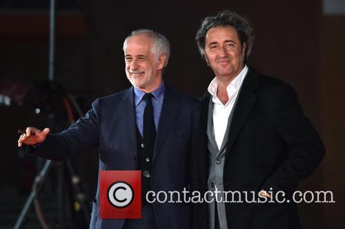 Tony Servillo and Paolo Sorrentino 2