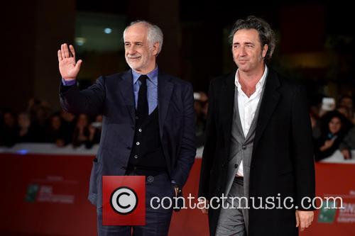 Tony Servillo and Paolo Sorrentino 3