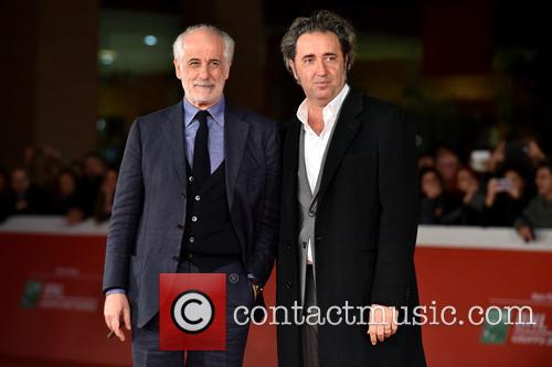 Tony Servillo and Paolo Sorrentino 4