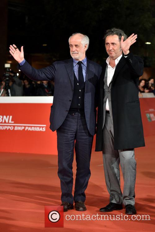 Tony Servillo and Paolo Sorrentino 1