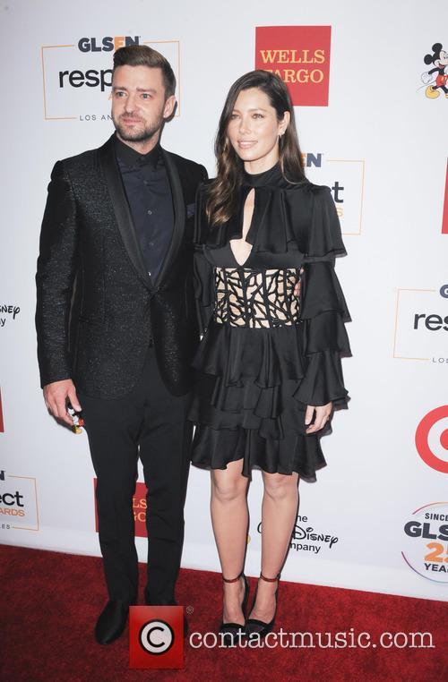 Jessica Biel and Justin Timberlake 6