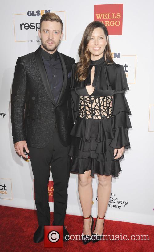 Jessica Biel and Justin Timberlake 7