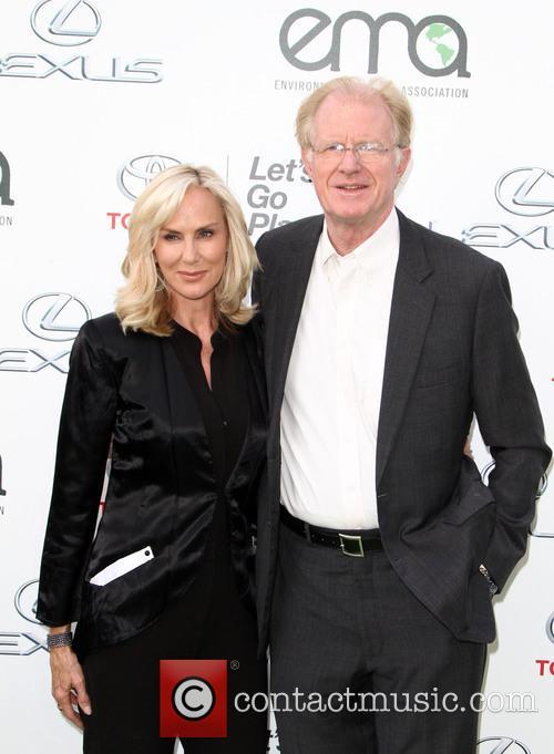 Ed Begley, Jr. and Rachelle Carson