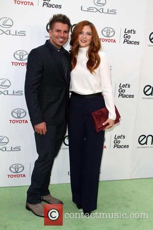 Rachelle Lefevre and Chris Crary 1