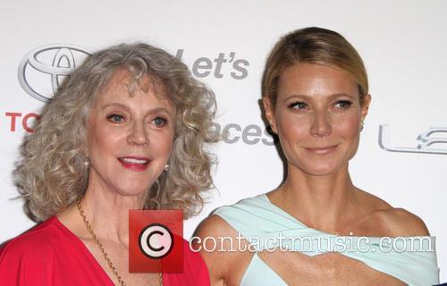 Gwyneth Paltrow and Blythe Danner 2
