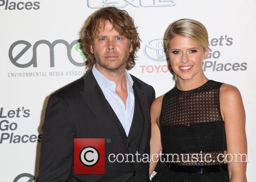 Eric Christian Olsen and Sarah Wright Olsen 4