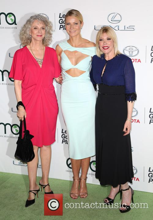 Blythe Danner, Gwyneth Paltrow and Debbie Levin 1