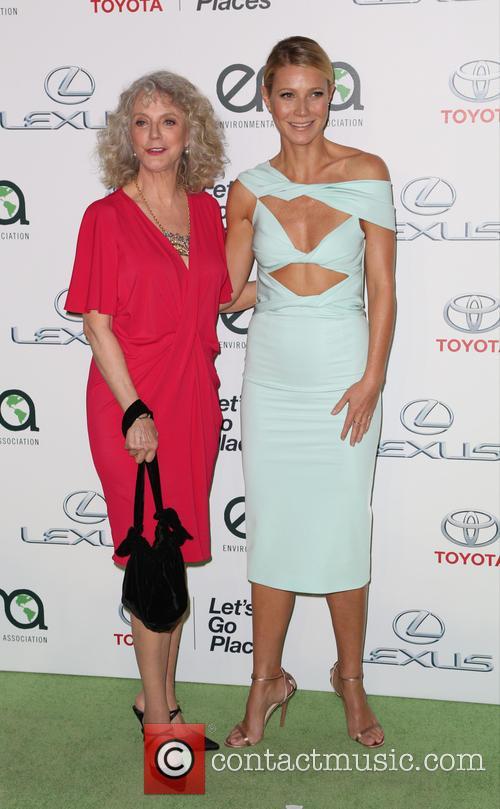 Blythe Danner and Gwyneth Paltrow 2