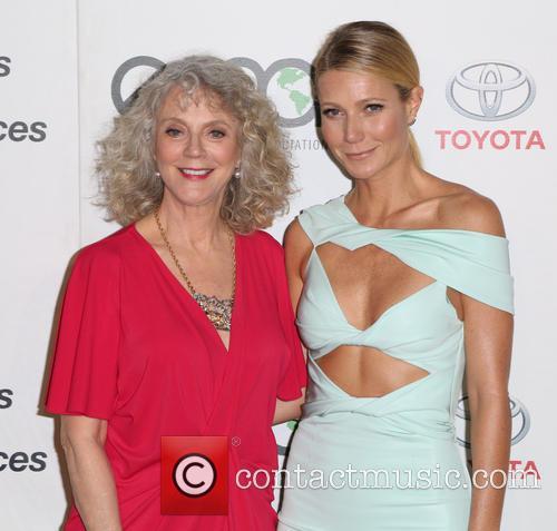 Blythe Danner and Gwyneth Paltrow 3