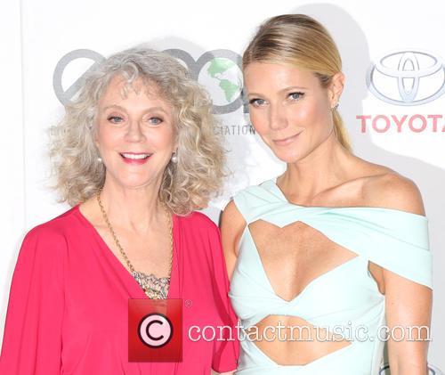 Blythe Danner and Gwyneth Paltrow 4