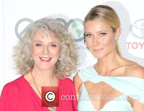 Blythe Danner and Gwyneth Paltrow 5