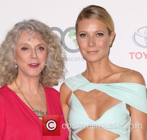 Blythe Danner and Gwyneth Paltrow 1