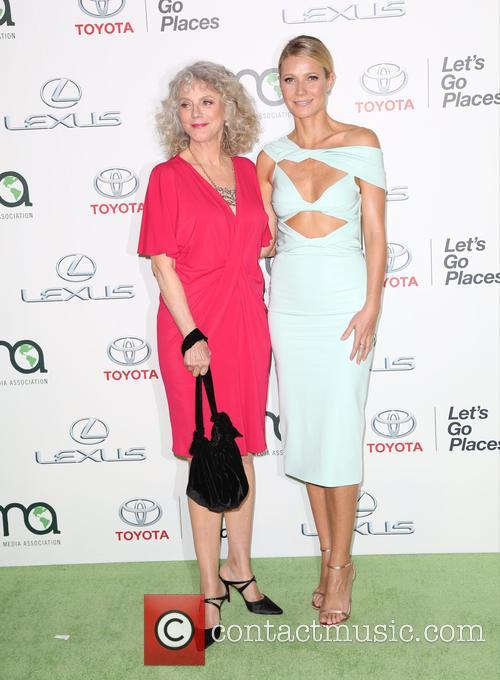 Blythe Danner and Gwyneth Paltrow 10