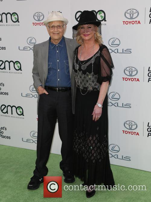 Norman Lear and Lyn Lear 2