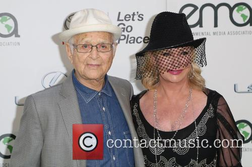 Norman Lear and Lyn Lear 3
