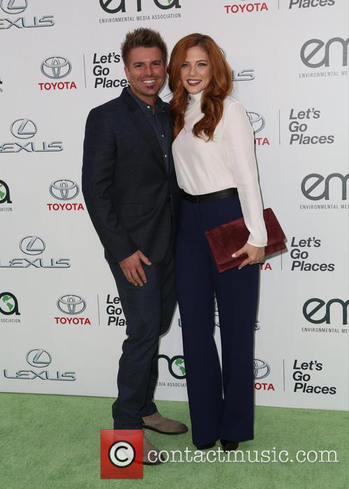 Chris Crary and Rachelle Lefevre 2