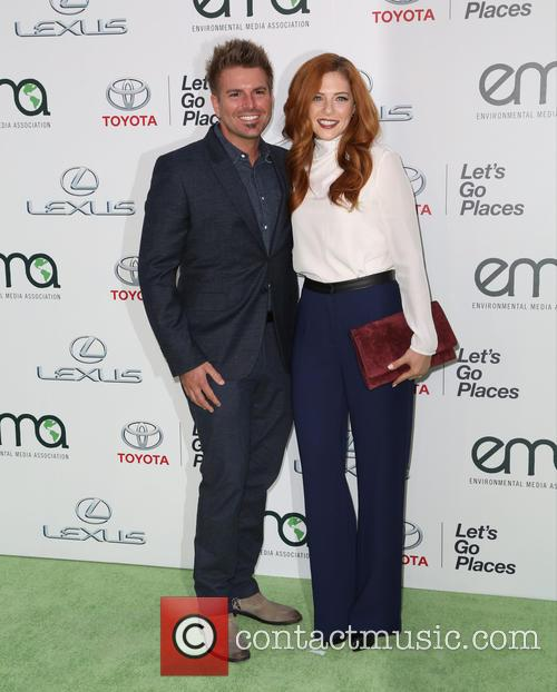 Chris Crary and Rachelle Lefevre 1
