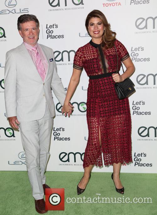 Alan Thicke and Tanya Callau 3