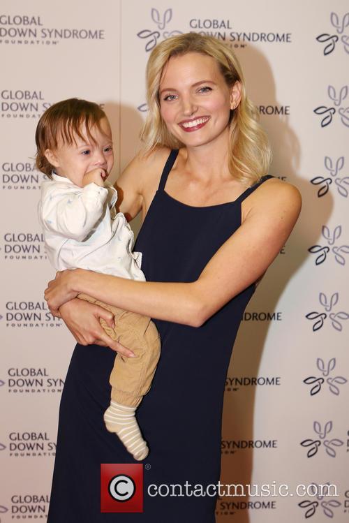 Amanda Booth and Son Micah 1