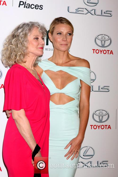 Blythe Danner and Gwyneth Paltrow 1