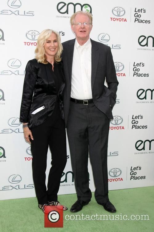 Rochelle Carson and Ed Begley Jr. 1