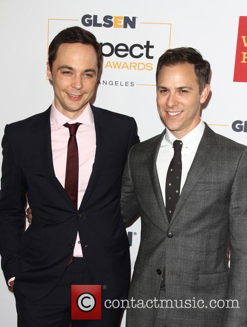 Jim Parsons and Todd Spiewak 3