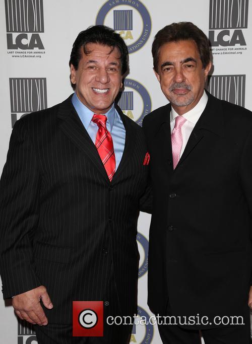 Chuck Zito and Joe Mantegna 4