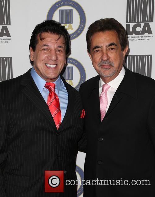Chuck Zito and Joe Mantegna 5