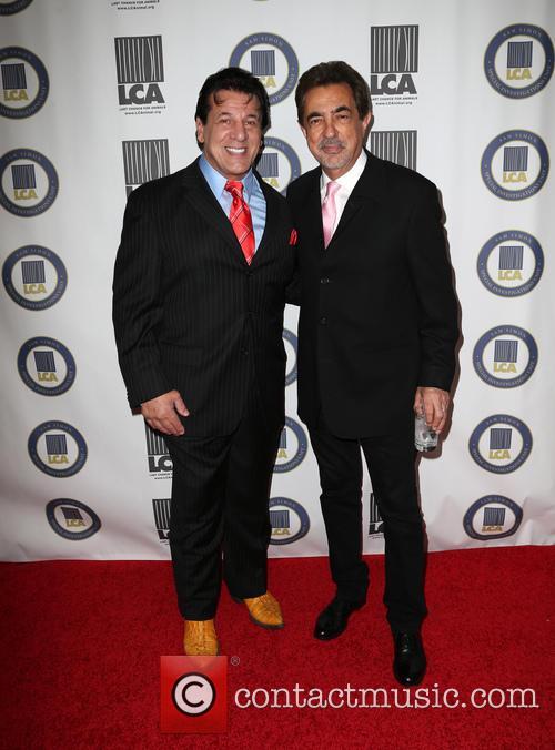 Chuck Zito and Joe Mantegna 7