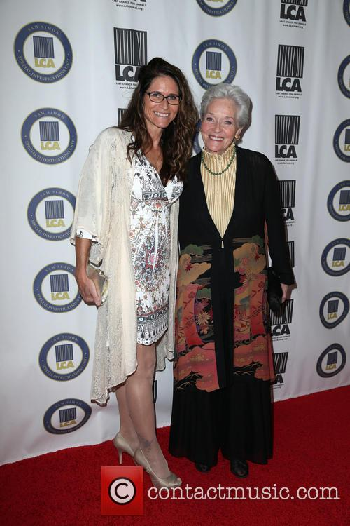 Lee Meriwether and Guest 2