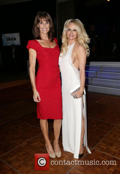 Alexandra Paul and Pamela Anderson 4