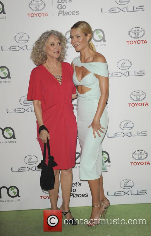 Blythe Danner and Gwyneth Paltrow 2