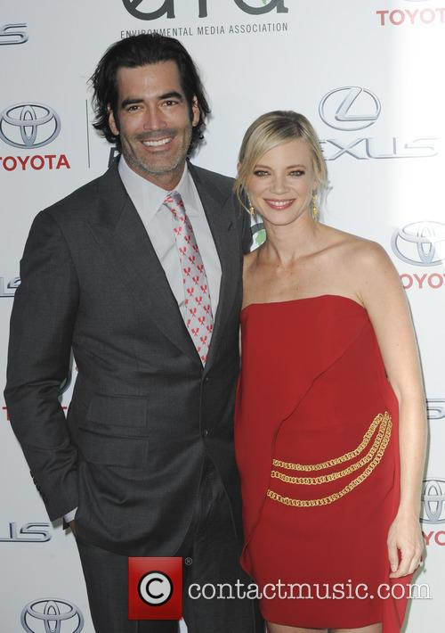 Carter Oosterhouse and Amy Smart 1