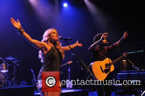 The Shires, Crissie Rhodes and Ben Earle 2