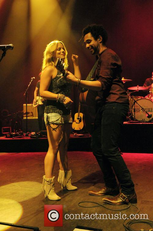 The Shires, Crissie Rhodes and Ben Earle 4
